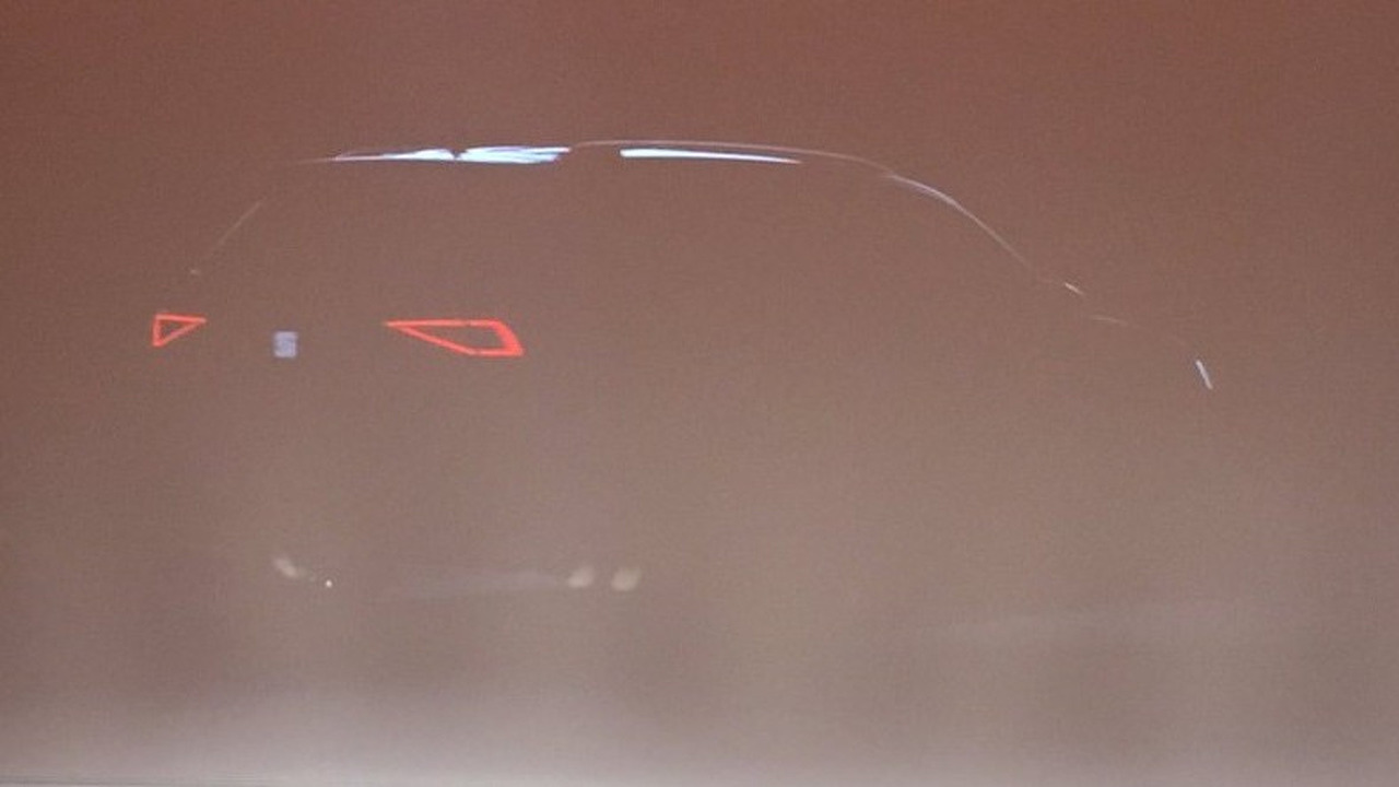 2018 SEAT midsize SUV teaser