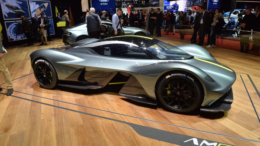 L'Aston Martin Valkyrie en cinq points !