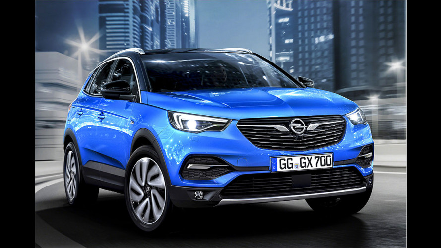 Grandland X: Der Tiguan von Opel