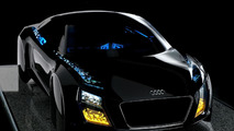 Audi unveils their autonomous driving system and future lighting tech [videos]