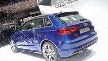 Audi A3 Sportback g-tron at 2013 Geneva Motor Show