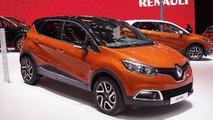 2013 Renault Captur live in Geneva