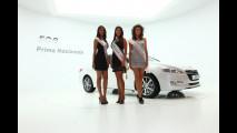 Peugeot e le Miss al Motor Show 2010