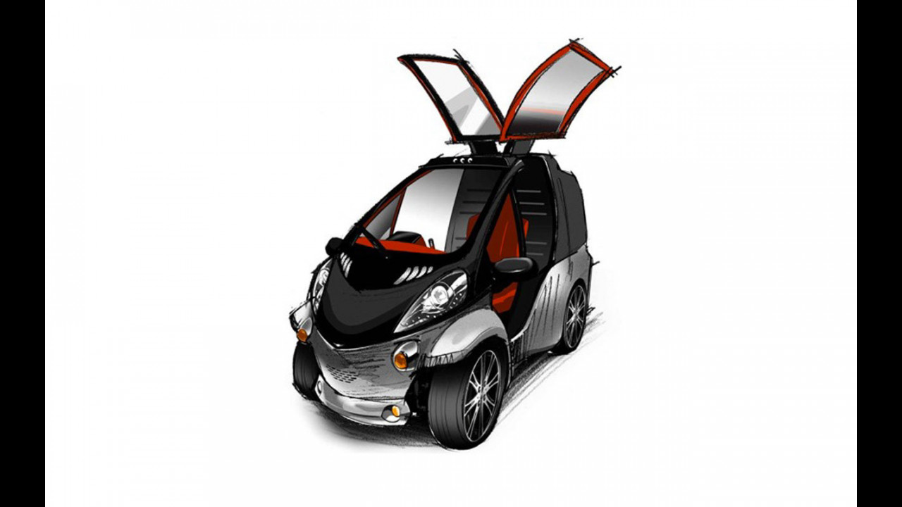 Toyota Smart INSECT concept