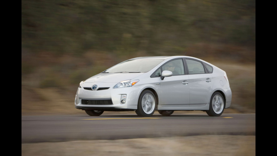 Toyota Prius  sarà anche Made in Thailand