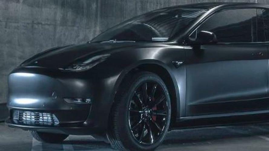 Tesla Model Y Teaser Comes Into The Light