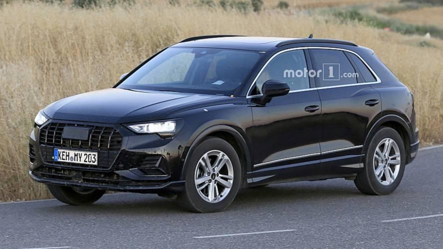 Flagra: Audi Q3 2019 estreia nos próximos dias com visual
