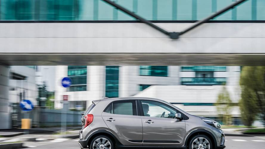 Kia Picanto X-Line, il test