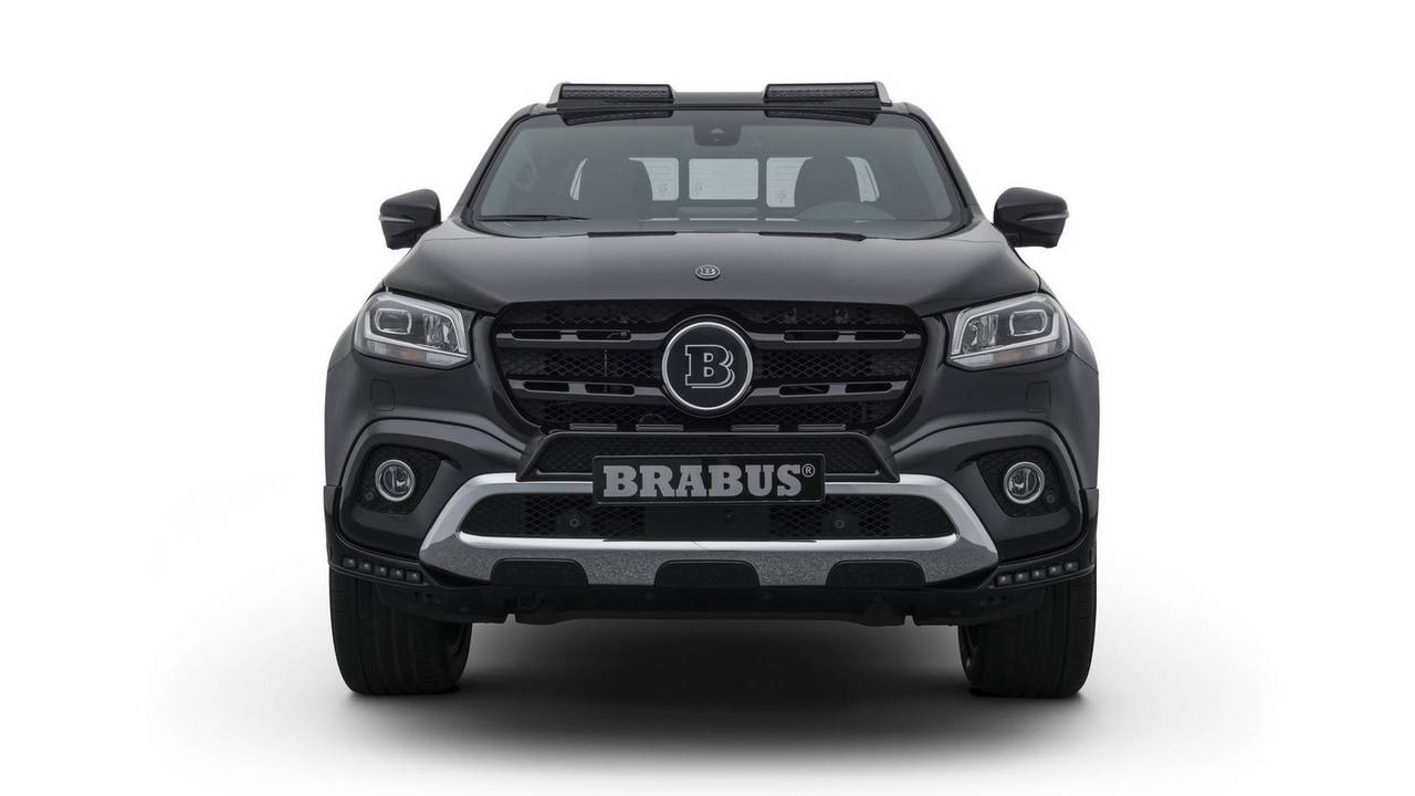 Mercedes-Benz X-Class by Brabus