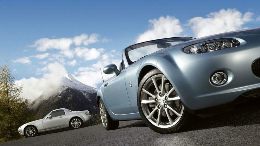 Mazda MX-5 Niseko Special Edition Released