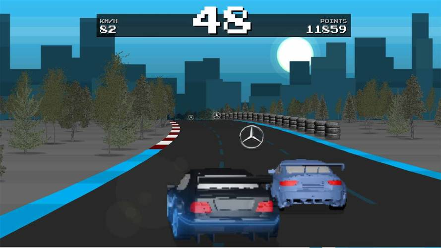 Mercedes Says Goodbye To DTM With Retro-Inspired Video Game