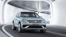 Volkswagen Cross Coupe GTE konsepti