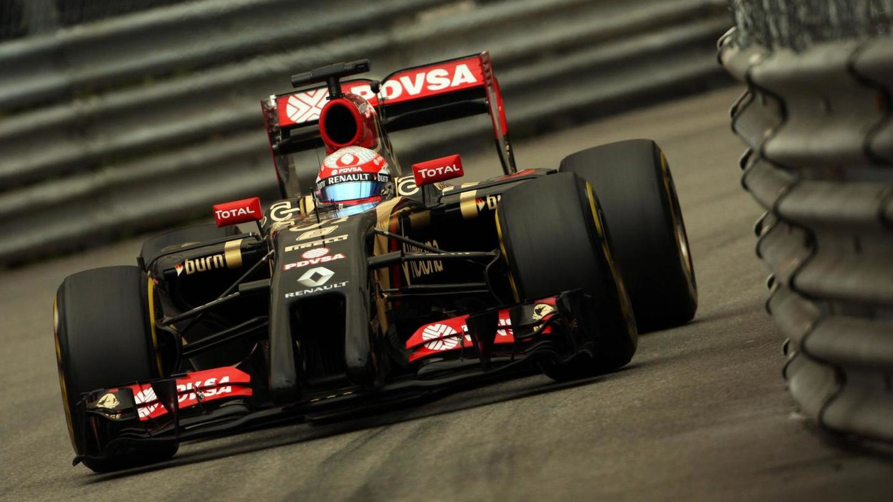 Romain Grosjean (FRA), Monaco Grand Prix, Monte Carlo / XPB