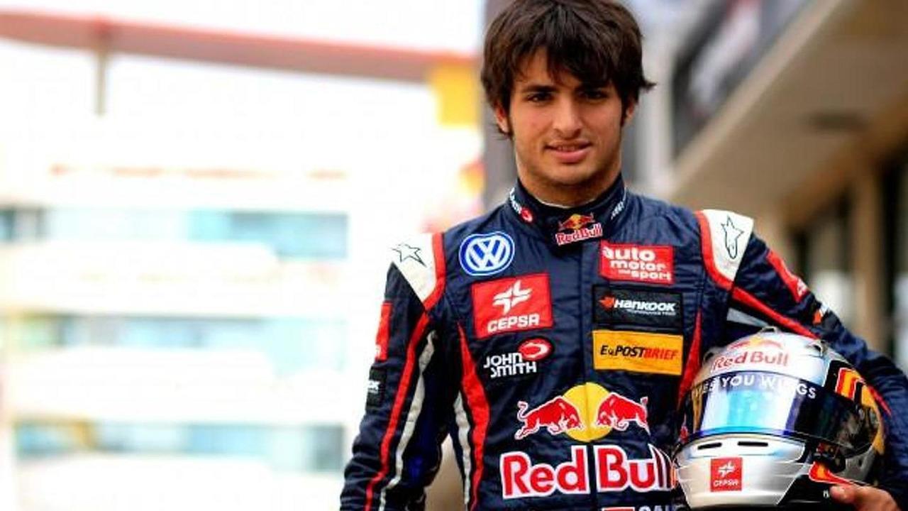 Carlos Sainz jr / thisisf1.com