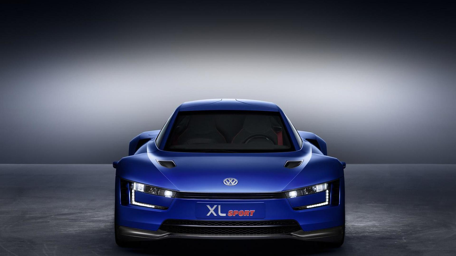 Volkswagen XL Sport 2014 года