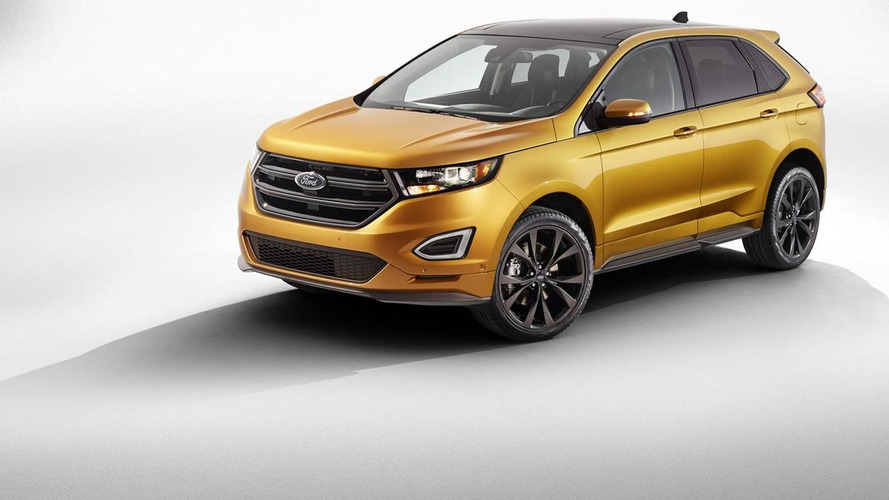 2015 Ford Edge officially revealed, goes on sale early next year [videos]
