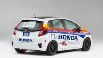 Bisimoto 2015 Honda Fit Spec Car for Norm Reeves Honda