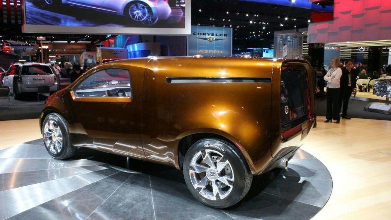 Nissan bevel concept debut at naias motor1 photos nissan bevel concept nissan bevel concept vanachro Gallery