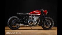 Krakenhead Customs 'Red Rooster' Kawasaki Kz1000