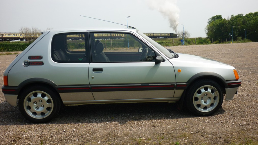1989 Peugeot 205 GTI sells for £31k and sets new world auction record