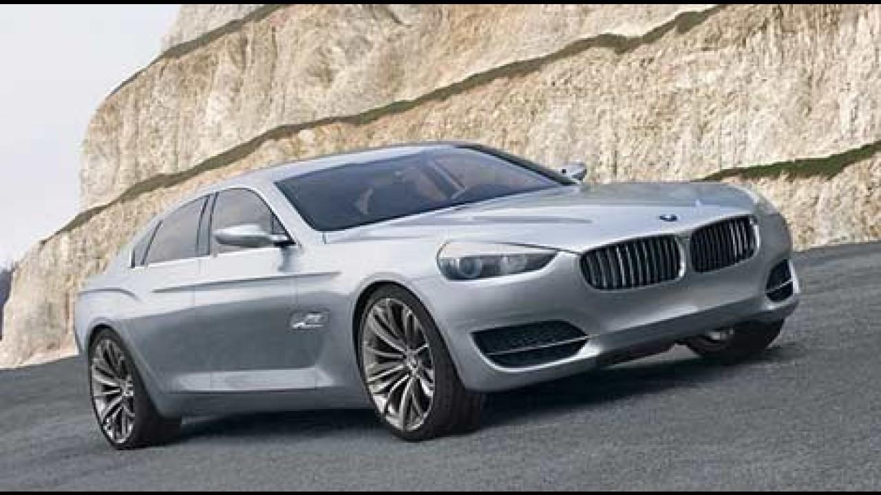 BMW confirma oficialmente o Concept CS e X1