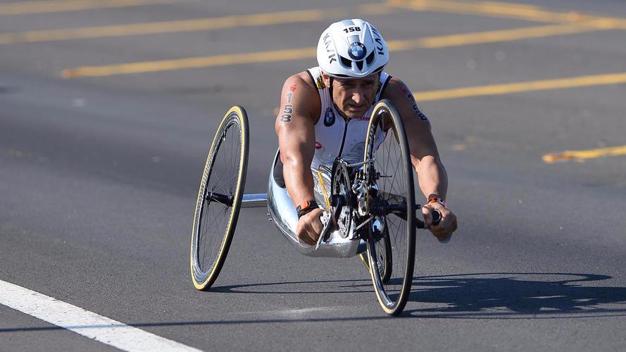 Alex Zanardi remporte un nouveau titre paralympique à Rio