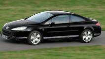 New Peugeot 407 Coupe Bellagio