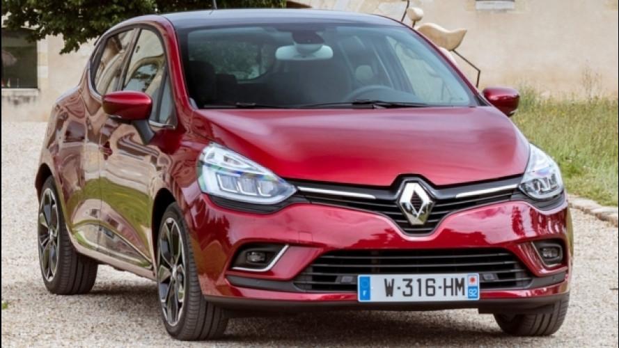 Renault, record di vendite in Italia nel 2016