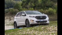 Ford Edge, la prova delle doti stradali 020
