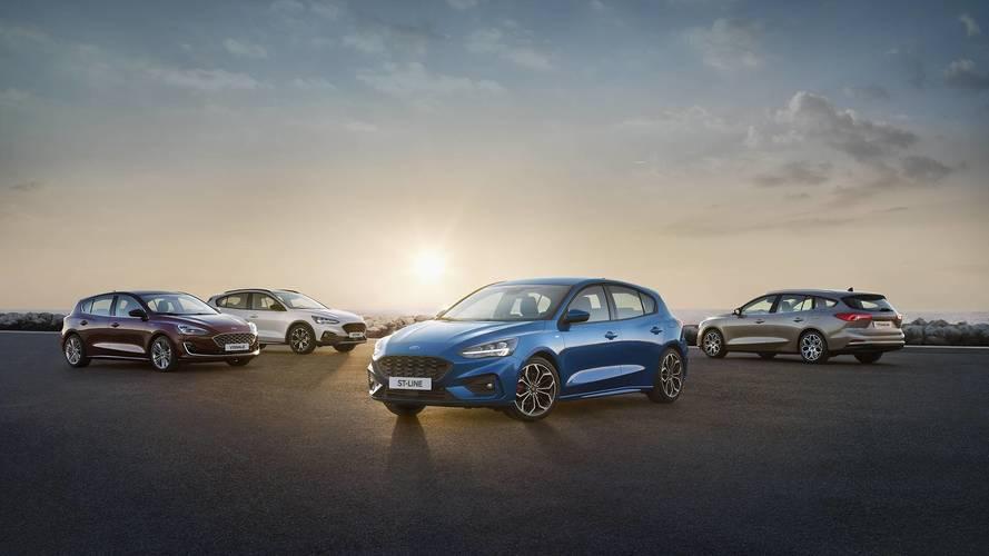Fourth-gen Focus is first car built on new Ford platform