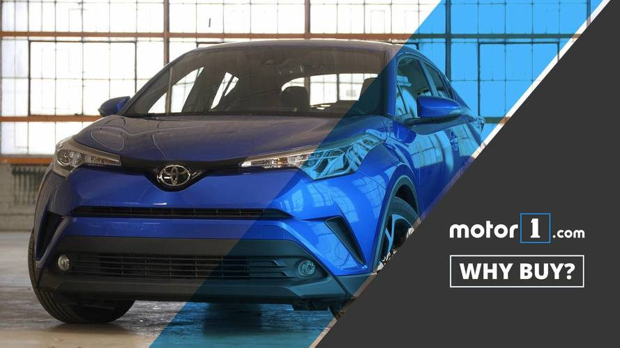 2018 Toyota C-HR   Why Buy?