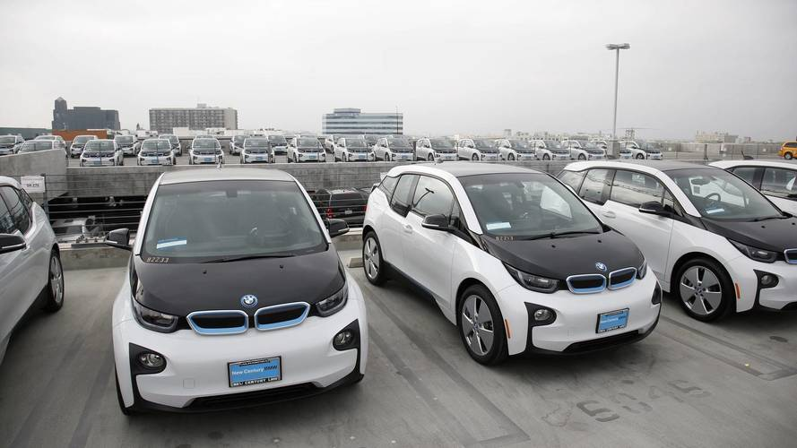 LAPD Hardly Using $10 Million Worth Of BMW i3 Police Cars