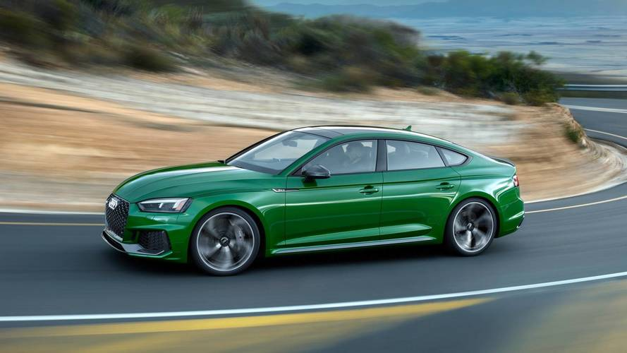 Baby got back: 2019 Audi RS 5 Sportback debuts in NY