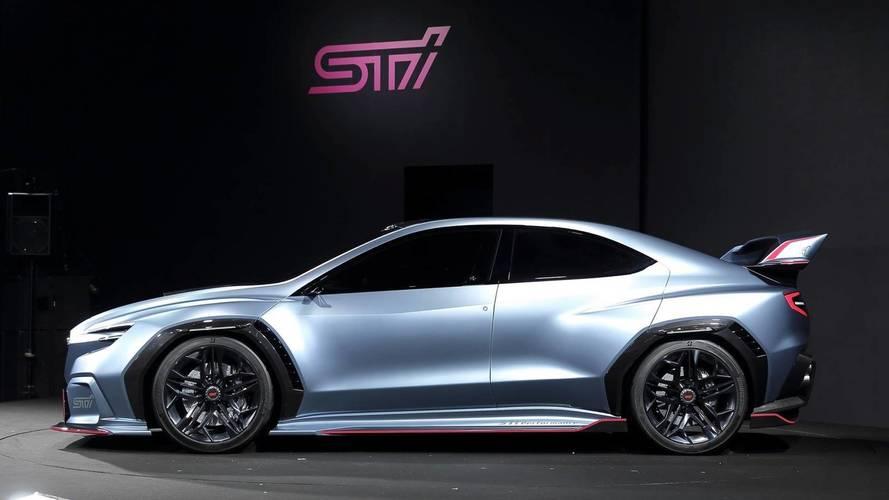 Subaru Viziv Performance STI tanulmány