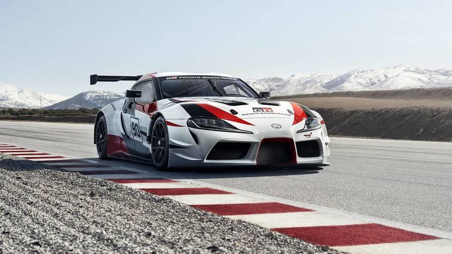 Toyota Supra ismi, GR Racing Concept ile geri döndü!