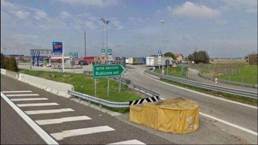 Autostrade, WiFi gratis nelle aree di servizio