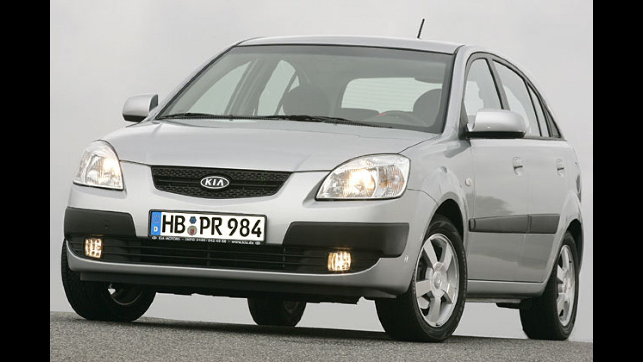Kia Top-Star-Edition
