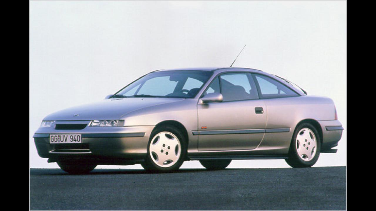20 Jahre Opel Calibra