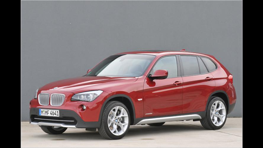 BMW X1: Neuer Einsteiger startet im Frühjahr