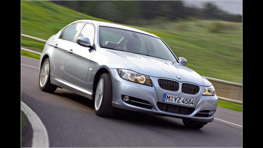 Facegeliftete 3er-Reihe: BMW gibt die Preise bekannt