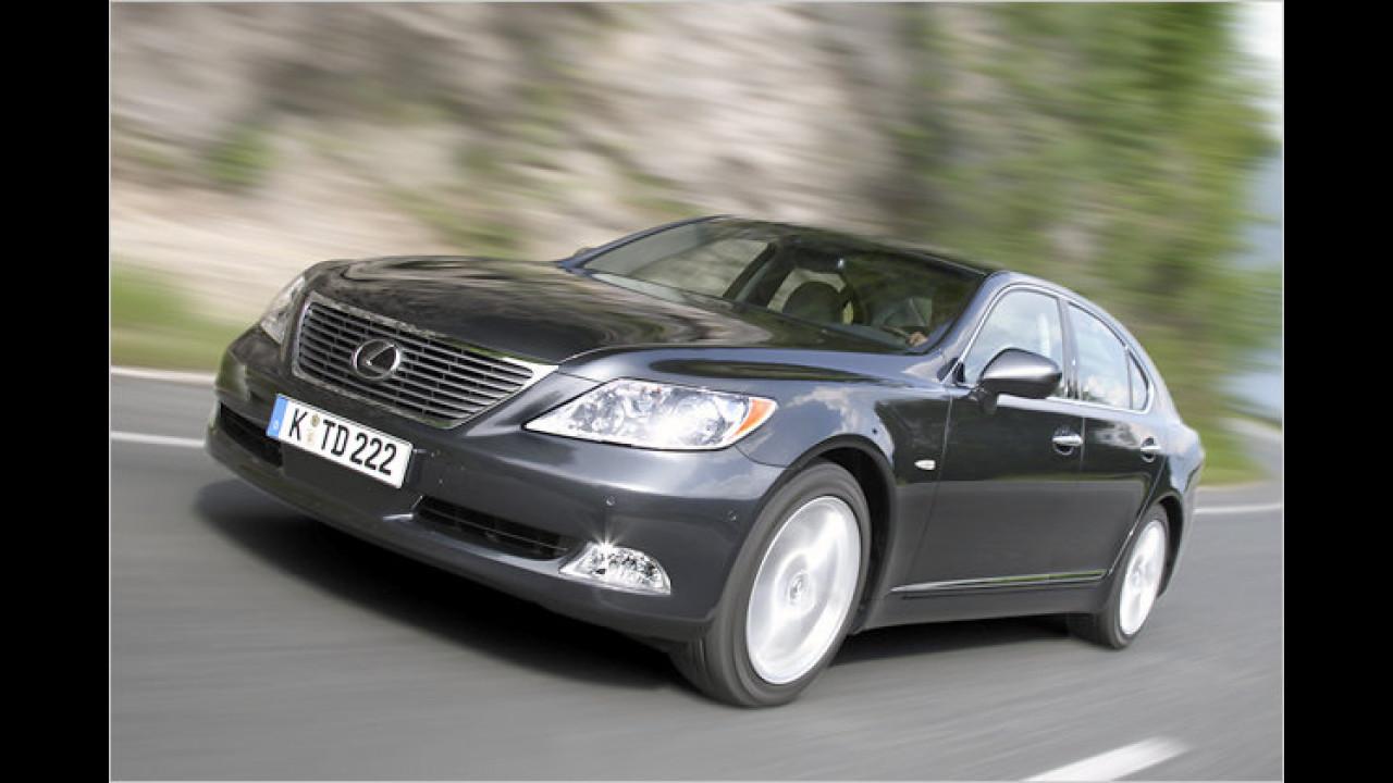 Lexus LS 600h AWD Automatik