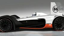 GM Chaparral Volt