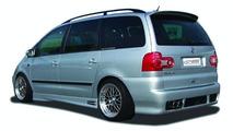 Volkswagen Sharan by RaceDesign