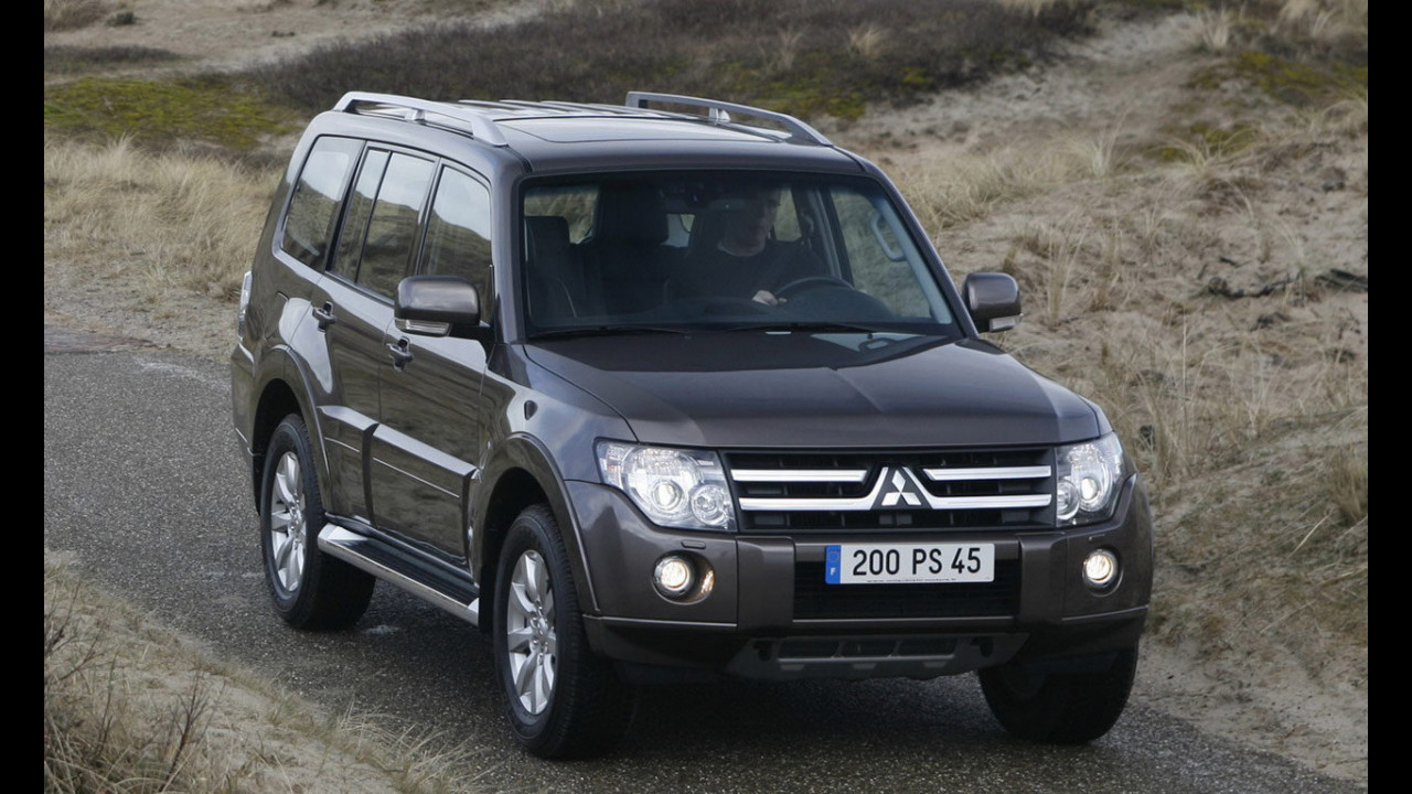 Mitsubishi Pajero Limited Edition