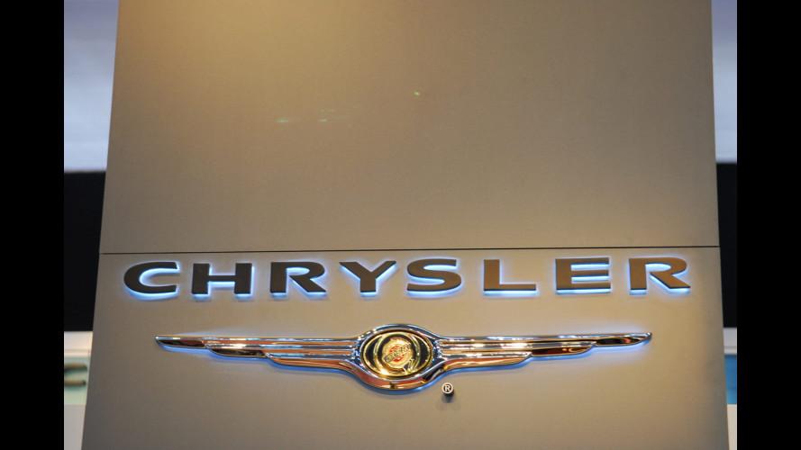 Chrysler al Salone di Parigi 2008
