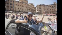 Inside Mille Miglia Peugeot 203, terza tappa