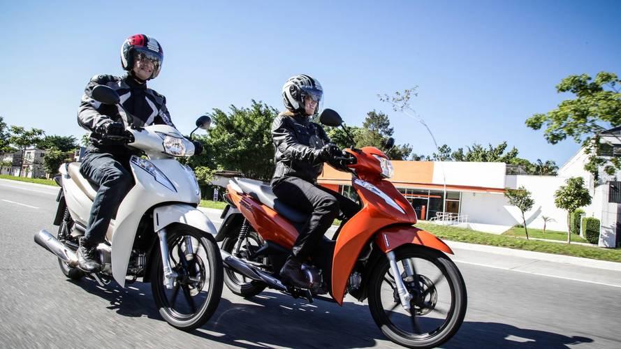 Vendas de janeiro indicam ano de crescimento para setor de motos