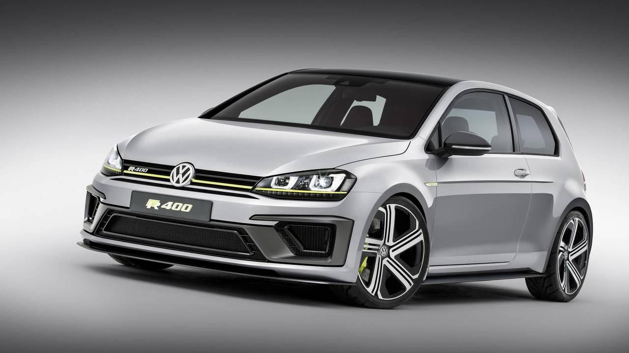 2014 VW Golf R400 concept