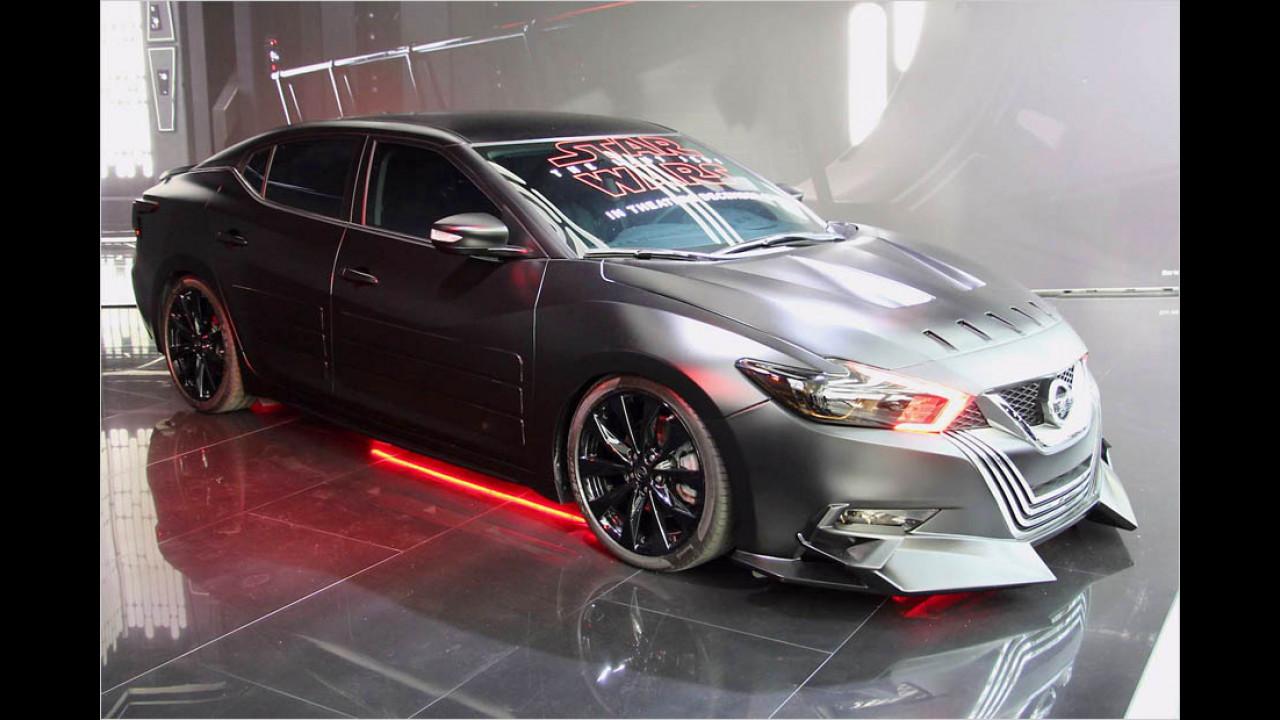 Nissan Star-Wars-Designstudien