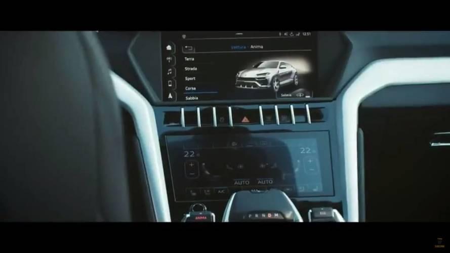 Lamborghini Urus'un teknik verileri belli oldu!